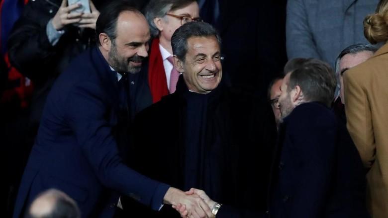 Eks Presiden Prancis Sarkozy yang Ditangkap Karena Dana Kampanye