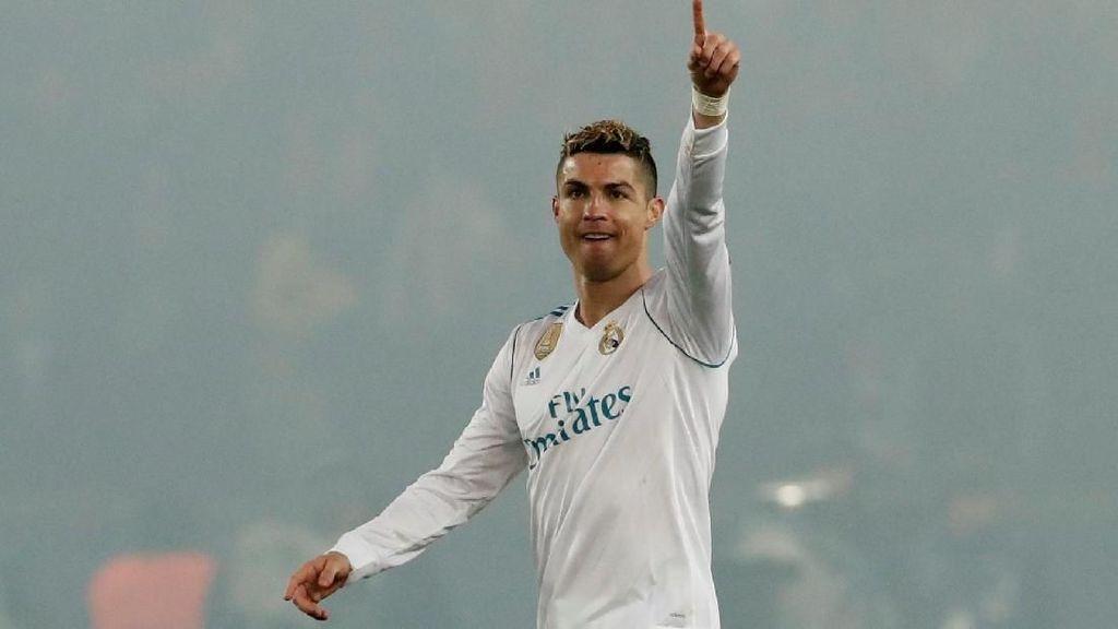 Ronaldo Tanya-Tanya ke Scolari soal China, Perez: Itu Lumrah kok