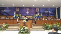 Dianugerahi Doktor Honoris Causa, Bos Mayapada: Jadilah Orang Lain