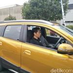 Bos-bos Nissan Balapan dengan Datsun Cross