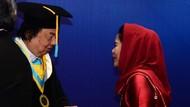 Apresiasi Gelar DHC Dato Sri Tahir, Puti: Kiprahnya Menginspirasi