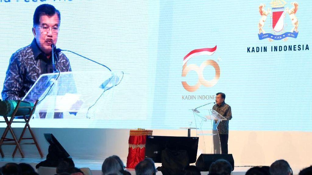 Wapres JK Buka Jakarta Food Security Summit 2018