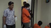 Foto: Anak Kepala Badan Narkotika Maros Digelandang karena Pakai Sabu