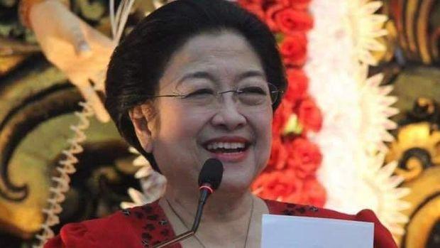 Megawati Soekarnoputri.