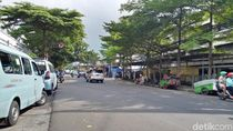 Ini Lokasi Aiptu Supriyanto Pungli dan Maki Pengendara di Jakut