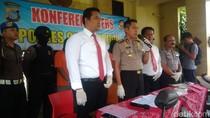 Polisi Gunungkidul Ciduk Pasutri Pencuri yang Beraksi di 35 Lokasi