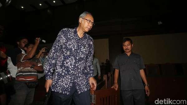 Dokter Bimanesh: Novanto Sadar dan Bisa Bicara Saat Dirawat