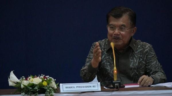 Wapres JK Nilai Persiapan Asian Games 2018 Sudah Amat Baik