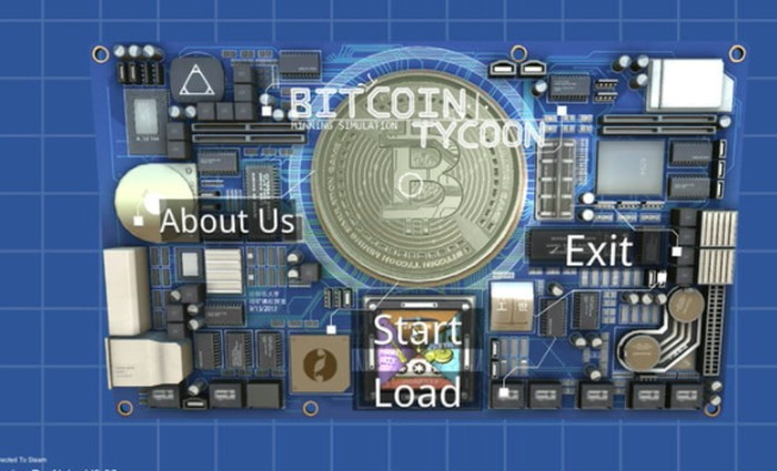 Bitcoin Tycoon. Foto: Steam