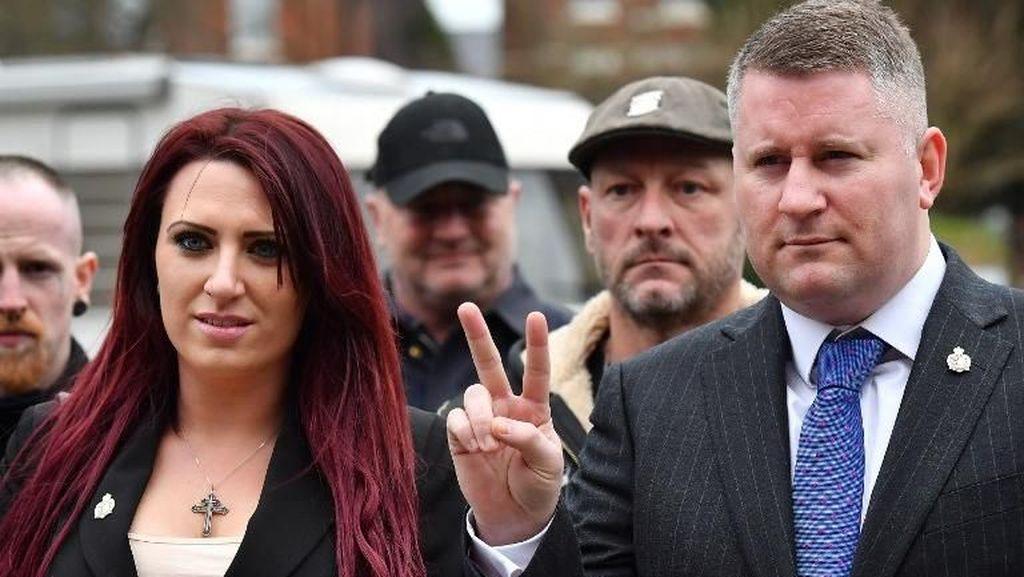 2 Tokoh Anti-muslim di Inggris Dibui Atas Kejahatan Kebencian