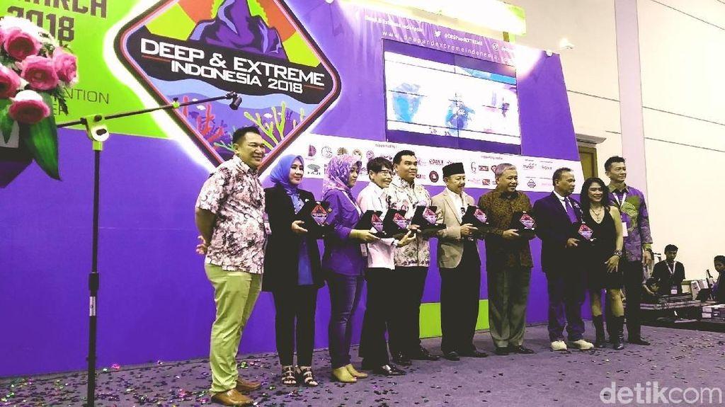 Pameran Deep and Extreme Indonesia 2018 Resmi Dibuka!