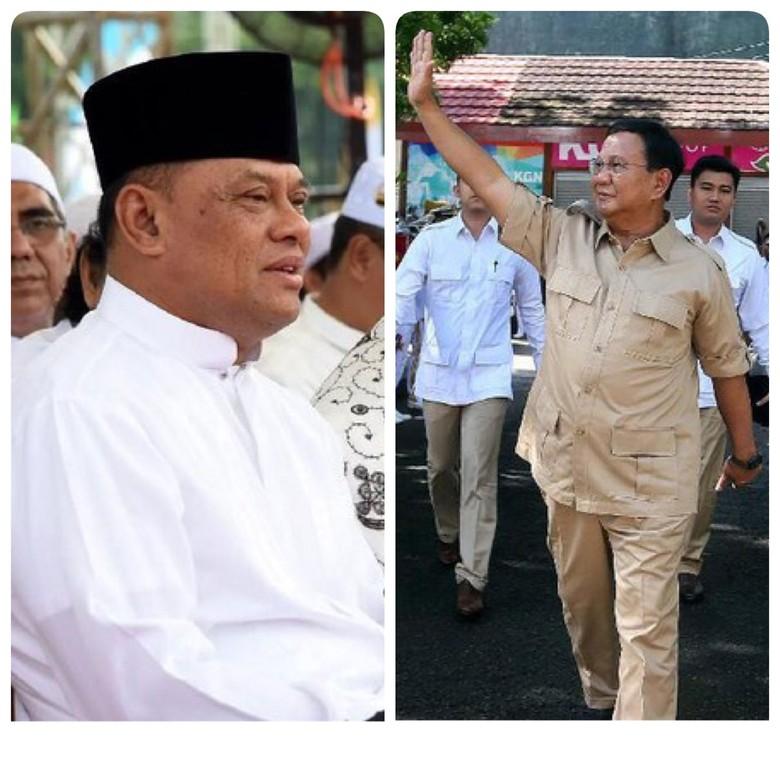 Elite PKS Yakin Prabowo Berikan Tiket Nyapres ke Gatot Nurmantyo