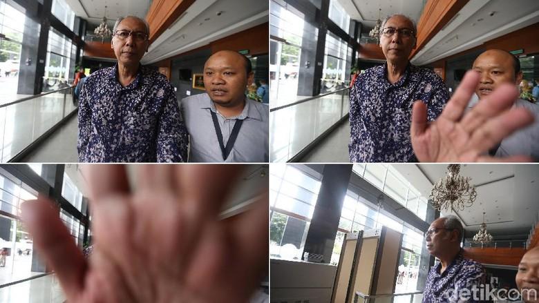 Momen Dokter Bimanesh Halangi Kamera Jurnalis