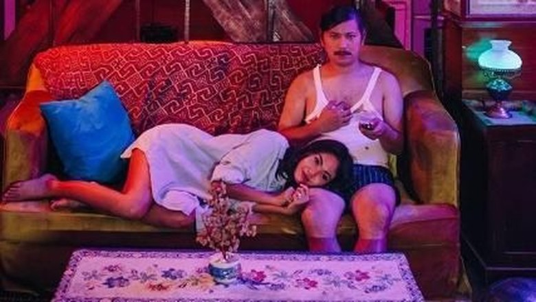 Main Drama Dewasa di Love for Sale, Gading Marten Bersyukur Aktingnya Dipuji