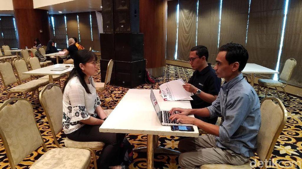 1.120 Pelamar Transmedia Tes Wawancara, akan Diterima Berapa?