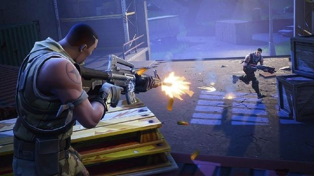 Baru Dirilis, Fortnite Battle Royale Versi Mobile Raup Miliaran