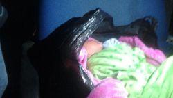 Polisi Masih Cari Orang Tua Bayi yang Ditelantarkan di Ciputat