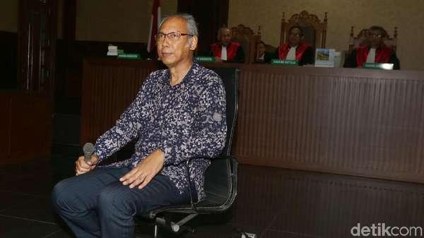 KPK Pertimbangkan Permohonan JC dr Bimanesh