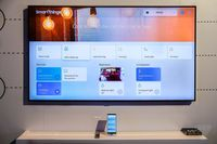 Wow, TV Anyar Samsung Bisa Jadi 'Bunglon'