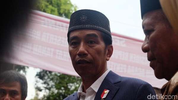 Jokowi: Saya Tak Teken UU MD3, Ada Keresahan di Masyarakat