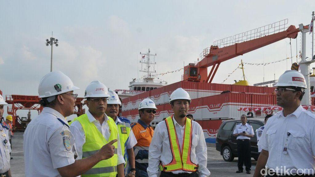 Pemerintah Bangun 32 Pelabuhan hingga 2019