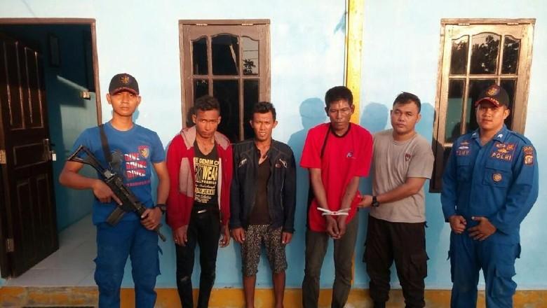 Bawa TKI Pulang dari Malaysia, Nakhoda Nyambi Bawa Sabu