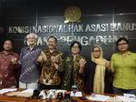 Komnas HAM akan Berkoordinasi dengan Polisi Terkait Kasus Novel