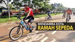 Saran Dokter untuk Komunitas Pesepeda Biar Sehatnya Maksimal