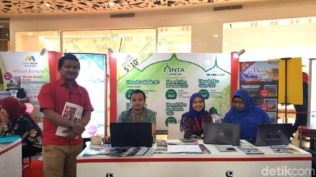 Mega Travel Fair Mudahkan Liburan Traveler Muslim