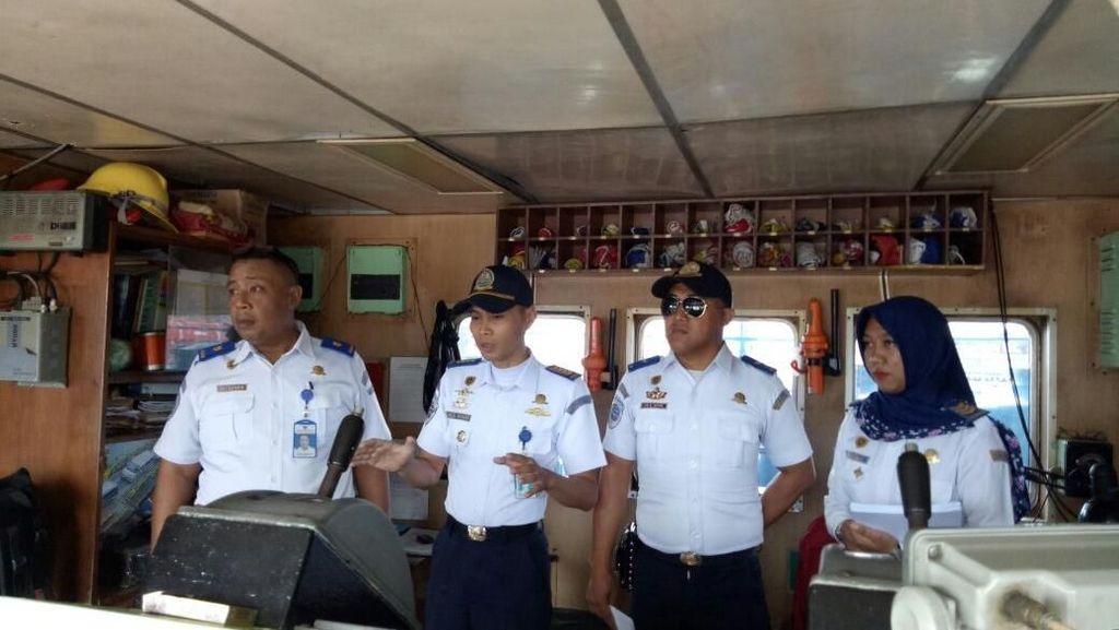 Jelang Nyepi, Balai Pengelola Transportasi Jatim Cek Kesiapan Kapal