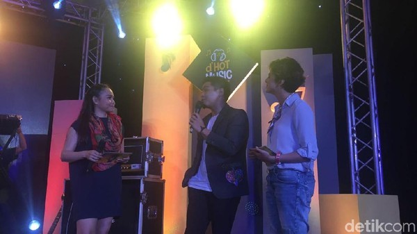 Bams Sukses Bikin Terenyuh Lewat Kenangan Terindah di dHOT Music Day 2018