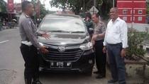 Mencurigakan, Mobil Tak Bertuan di Bojonegoro Diciduk Polisi