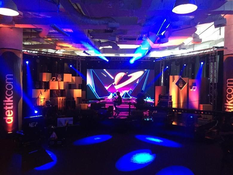 Live 10.30 WIB, Yuk Intip Persiapan dHOT Music Day