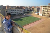 Tempat Anak-anak Mesir Bermimpi Menjadi Mohamed Salah