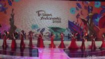 6 Besar Puteri Indonesia 2018, Banten Sampai Sumatera Selatan