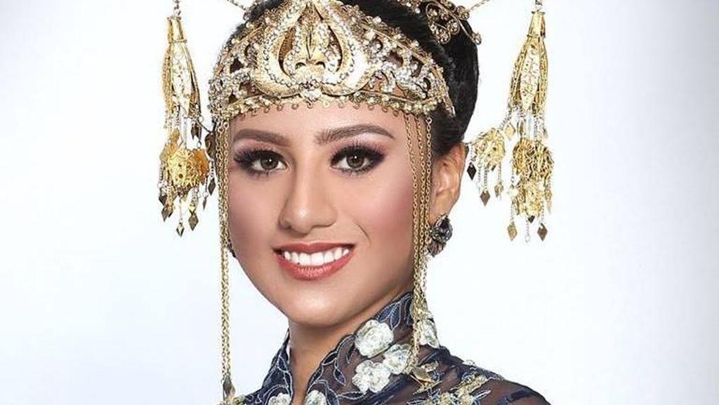 Awas Terpikat! Cantiknya Finalis Puteri Indonesia 2018 Berbusana Tradisional