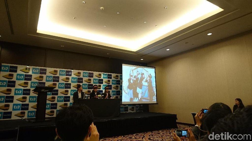 Yang Baru di Jepang: TokyoGenicTravel