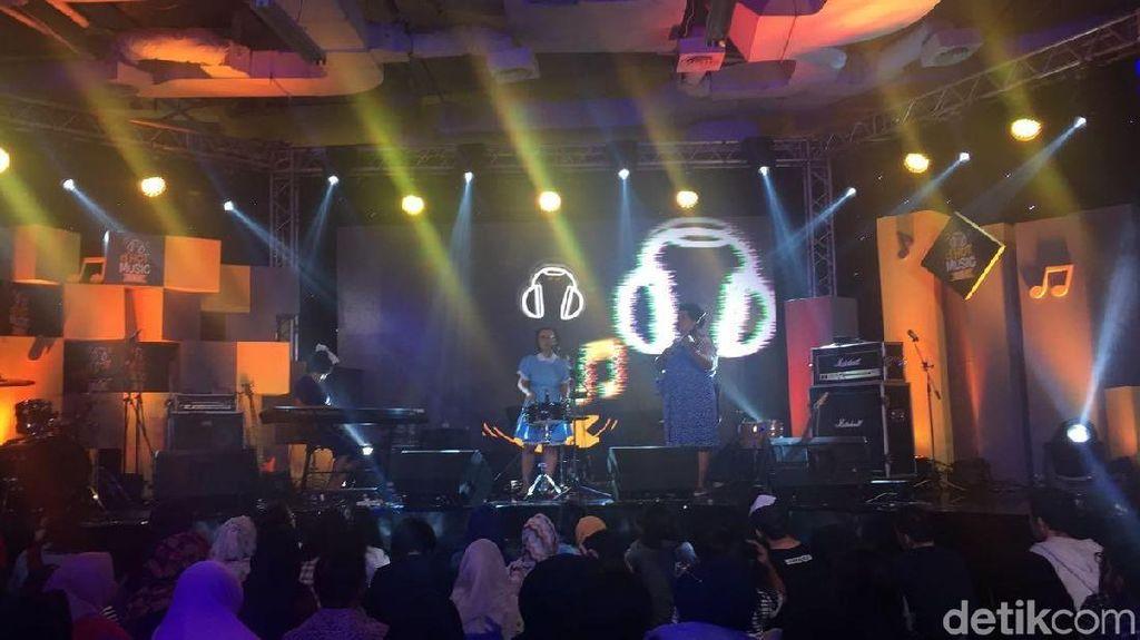 Sandiaga dan Ganjar Pranowo Siap Ngejam di dHot Music Day