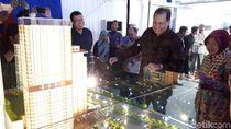 Apartemen Plus Wahana Salju Unik di Surabaya Mulai Groundbreaking