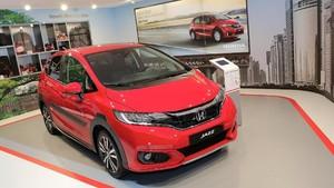 Honda Buat Jazz Mirip SUV