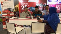 Asyik! Ada Diskon Bus Antavaya Executive Coach di Mega Travel Fair