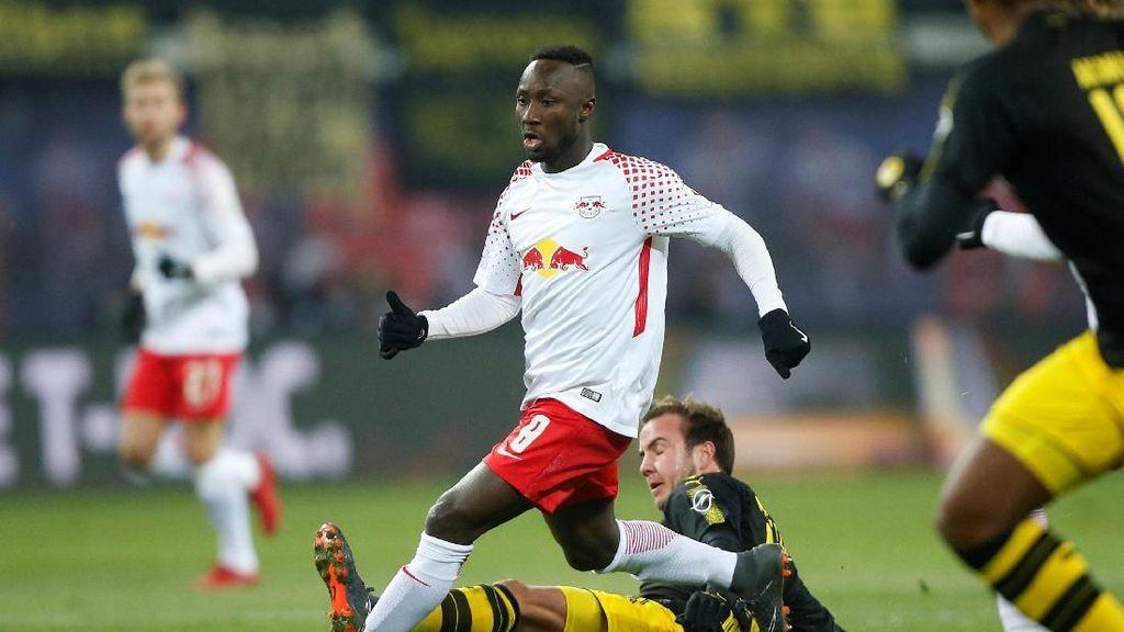Naby Keita Menaklukkan Pemimpin Bundesliga