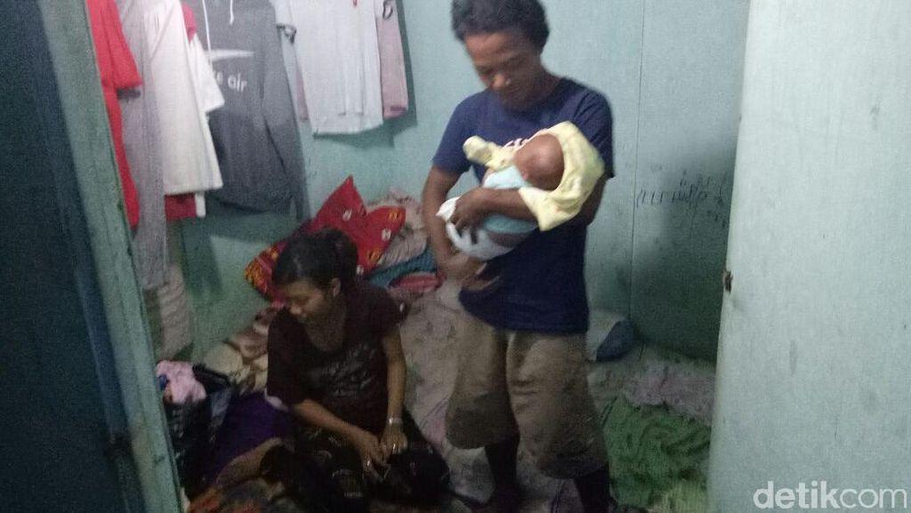 Khaidar Ali, Bayi yang Dulu Viral Kini Sudah Tak Lagi Tinggal di Kolong Jembatan