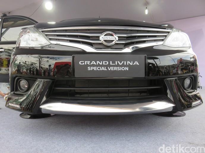 Nissan Grand Livina Special Version, Lebih Segar