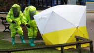 Pakar Senjata Kimia Periksa Sampel Racun Eks Mata-mata Rusia