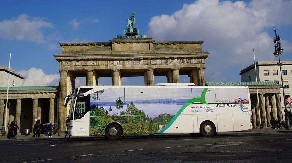 Danau Toba Sampai Raja Ampat Lagi Wara-wiri di Berlin