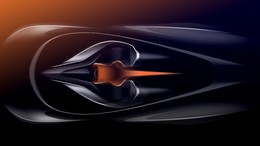 McLaren Pamer Mobil Balap Jalanan yang Tembus 391 Km/Jam