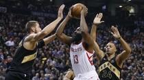 Raptors Hentikan Laju Impresif Rockets
