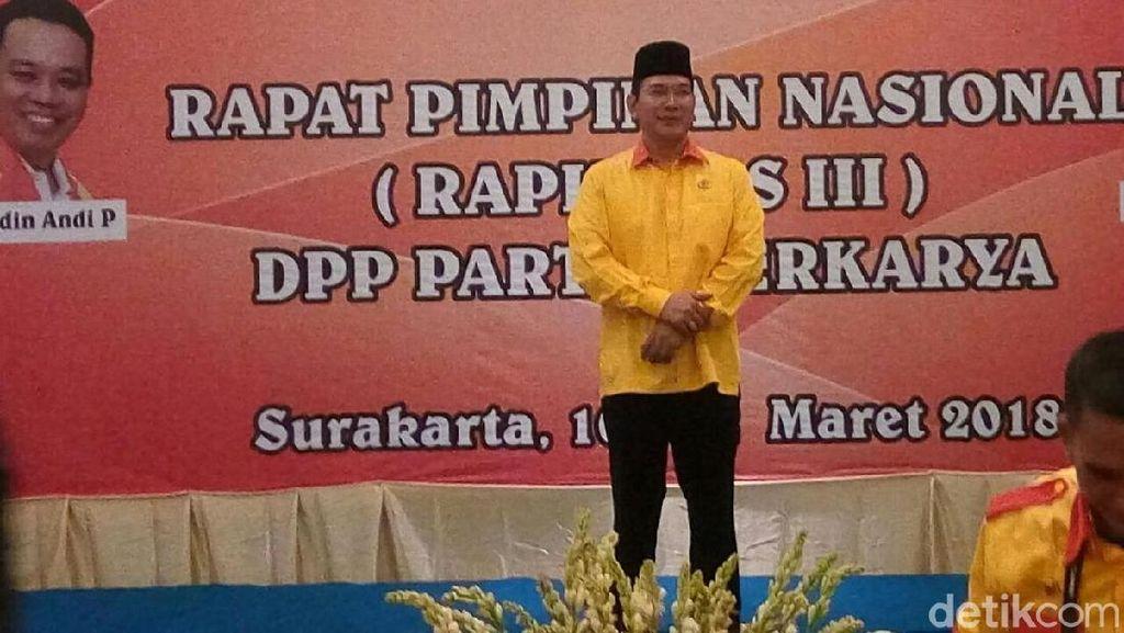 Selain Ketum, Tommy Soeharto Jabat Ketua Majelis Tinggi di Berkarya