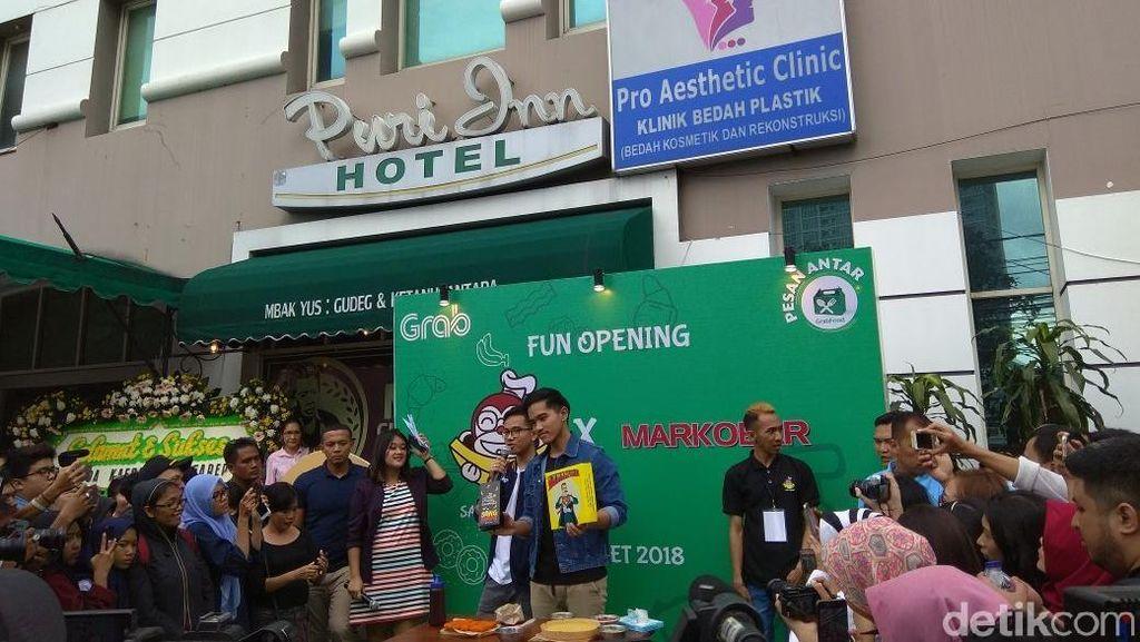 Duel Bisnis Anak Jokowi Luncurkan Produk Baru